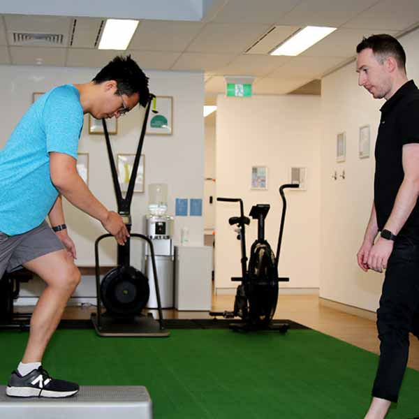 Physiotherapy Training