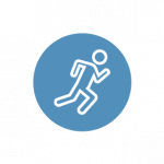 Running Icon 01