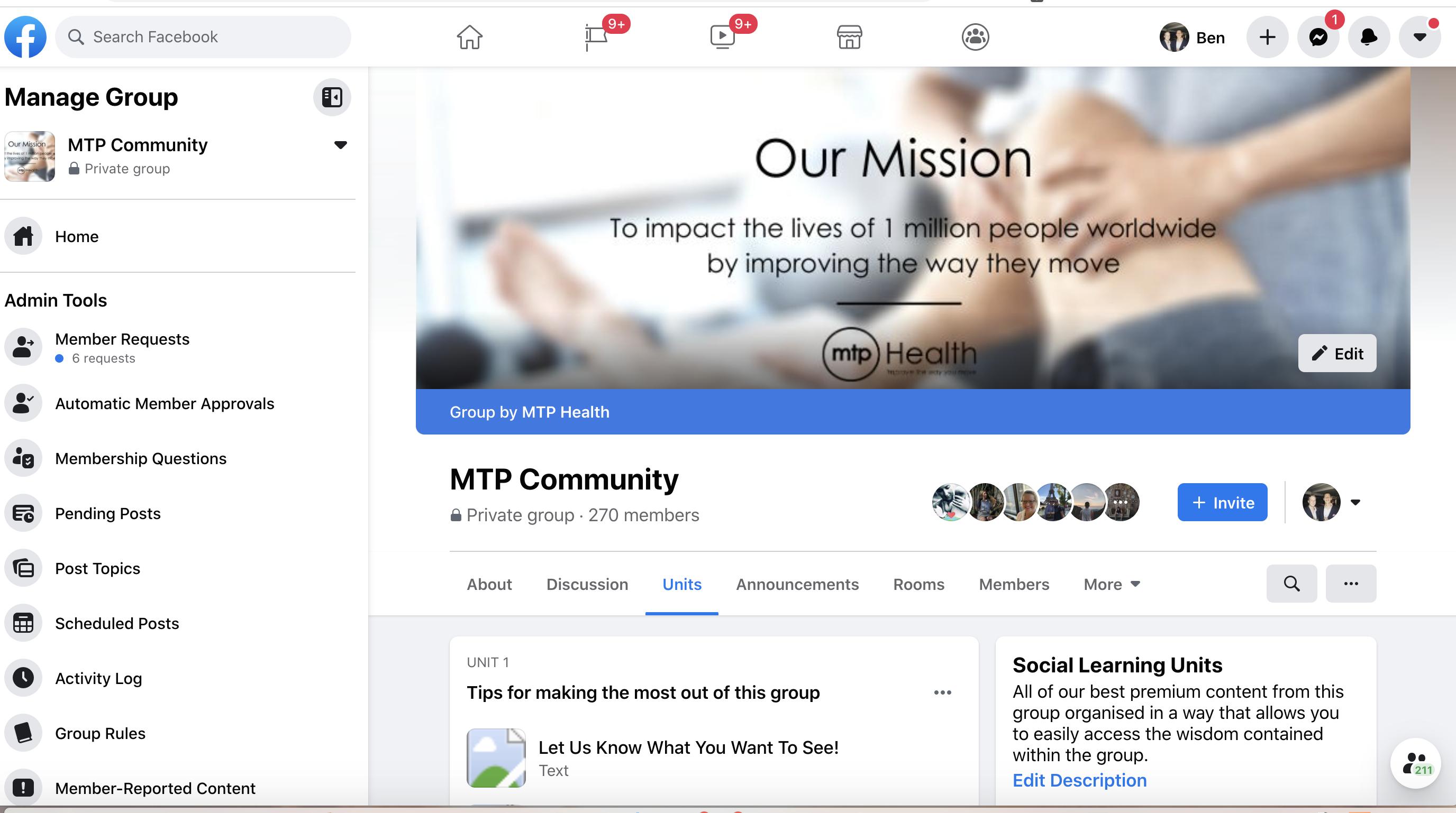 MTP Community