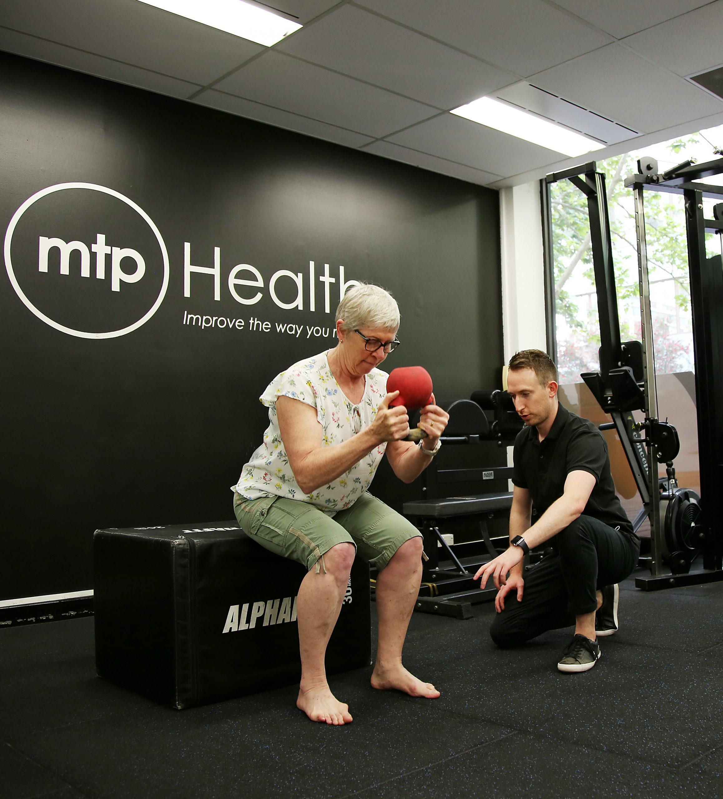 Knee Pain Movement