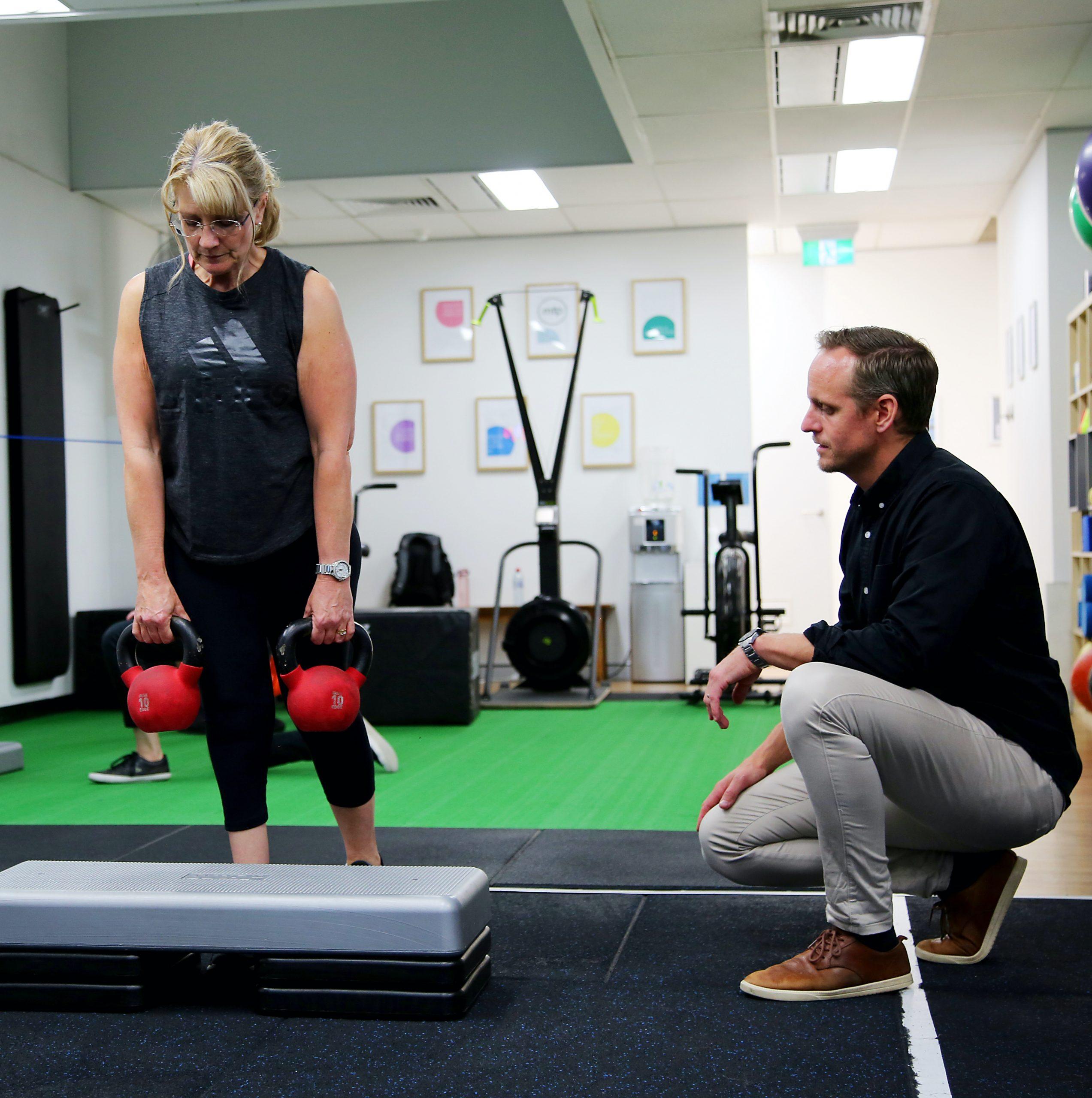 Exercise Physiology North Sydney