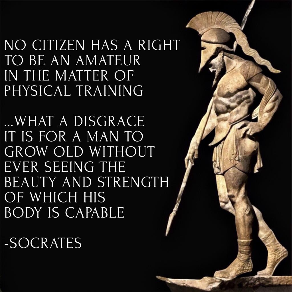 Socrates Strength