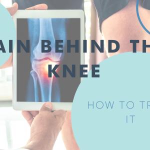 Pain Behind The Knee